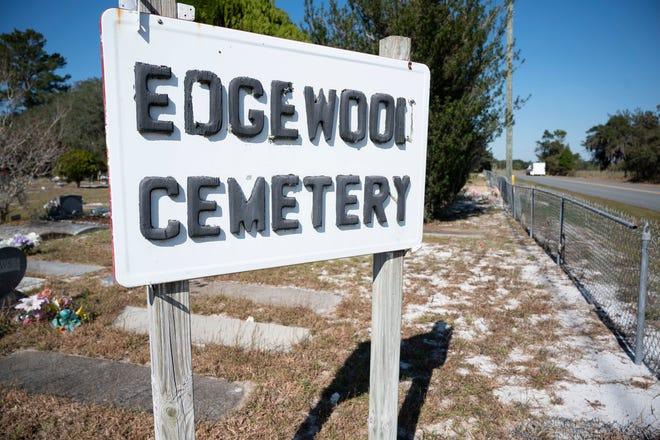 Edgewood Cemetery off of Britt Road in Mount Dora [Cindy Peterson/Correspondent]