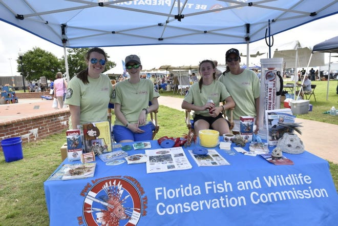 2021 Lionfish Festival May 15-16 in Destin