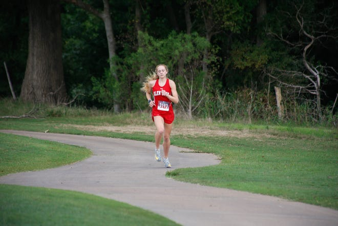 Glen Rose's Jocelyn Mims was named to the Class 4A All-State Team.