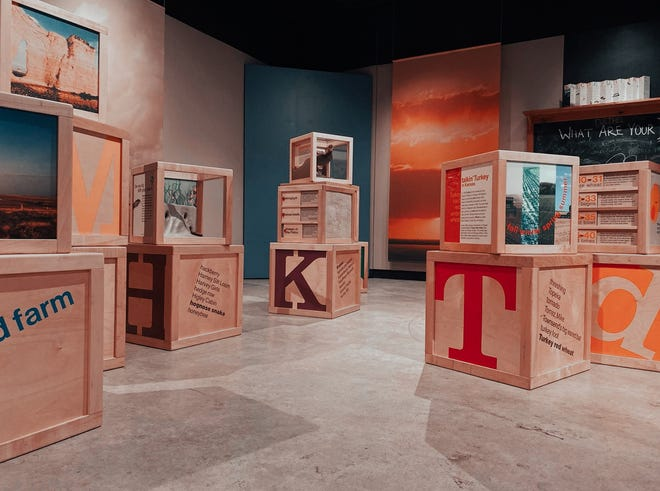 The K is for Kansas exhibit will be at Boot Hill Museum in Dodge City.
