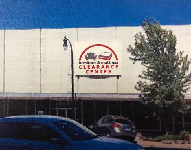 Furniture and Mattress Clearance Center, located in Downtown Hutchinson.