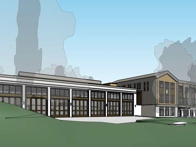 The Ashland Select Board voted unanimously Wednesday night to take by eminent domain a 3.85-parcel of land off Union Street to support the construction of a new public safety building.