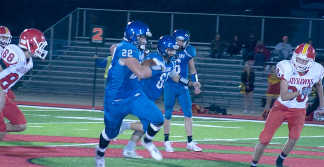 West Franklin senior Cameron Wise's football prowess and high character led to his selection to the Shrine Bowl.