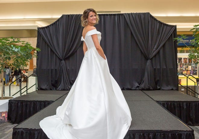 BRIDAL SHOW WEEKEND. The Belden Village Bridal Show, with wedding-related vendors and live events, is happening Saturday and Sunday at Belden Village Mall in Jackson Township. There will be fashion shows at 2 p.m. both days, Price is Right game shows at 4 p.m. both days, and a Nearly Newlywed game at 6 p.m. Saturday. Admission is free, and  there will be prizes and swag bags.
