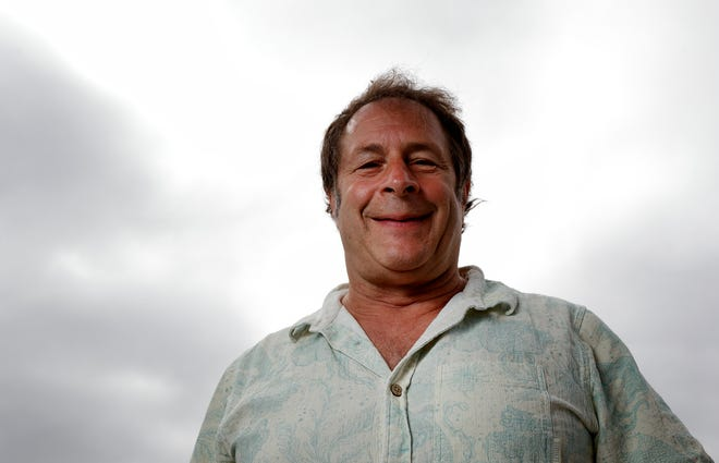 """""""It is a fundamental violation of human rights to block access to drugs that change people's consciousness,"""" says Rick Doblin, founder of the Multidisciplinary Association for Psychedelic Studies, seen here in 2018. """"We should be regulating people's behaviors, not their thoughts. Or their feelings."""""""