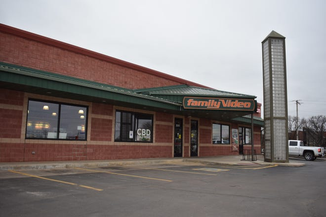 Family Video, at 2001 N. Harrison. The company announced this week it's shutting its doors permanently.