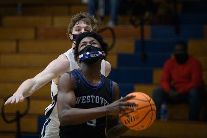 D'Marco Dunn, a Westover gradute and UNC basketball player, was one of many Fayetteville athletes to provide great insight during the 2020-21 high school sports season.