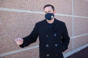 Orange County Executive Steve Neuhaus  TIMES HERALD-RECORD FILE PHOTO