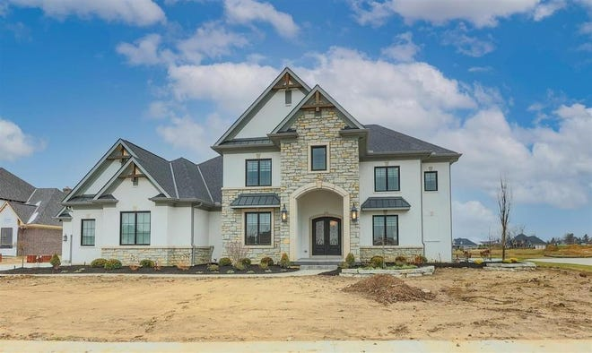 This more than 8,000-square-foot house in Deerfield Township recently hit the market for $2.25 million