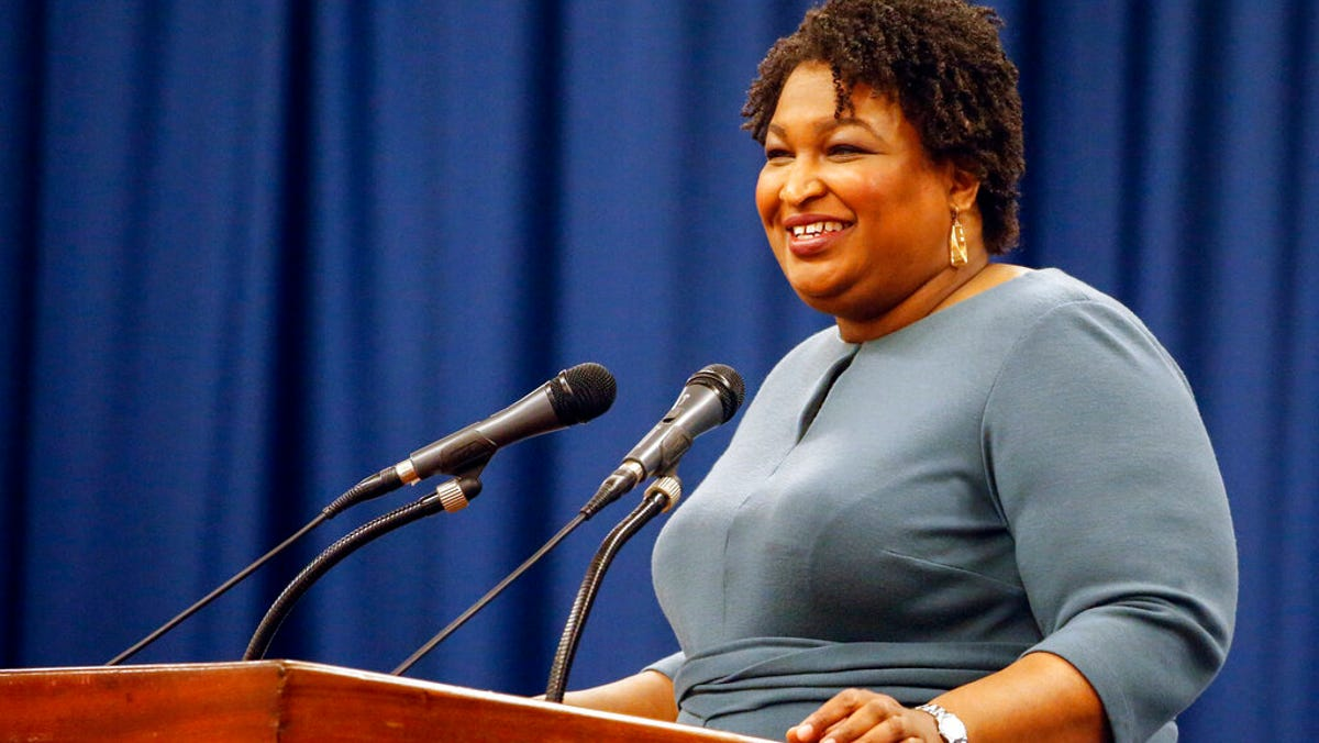 After years of work, Abrams takes victory lap in Georgia 1