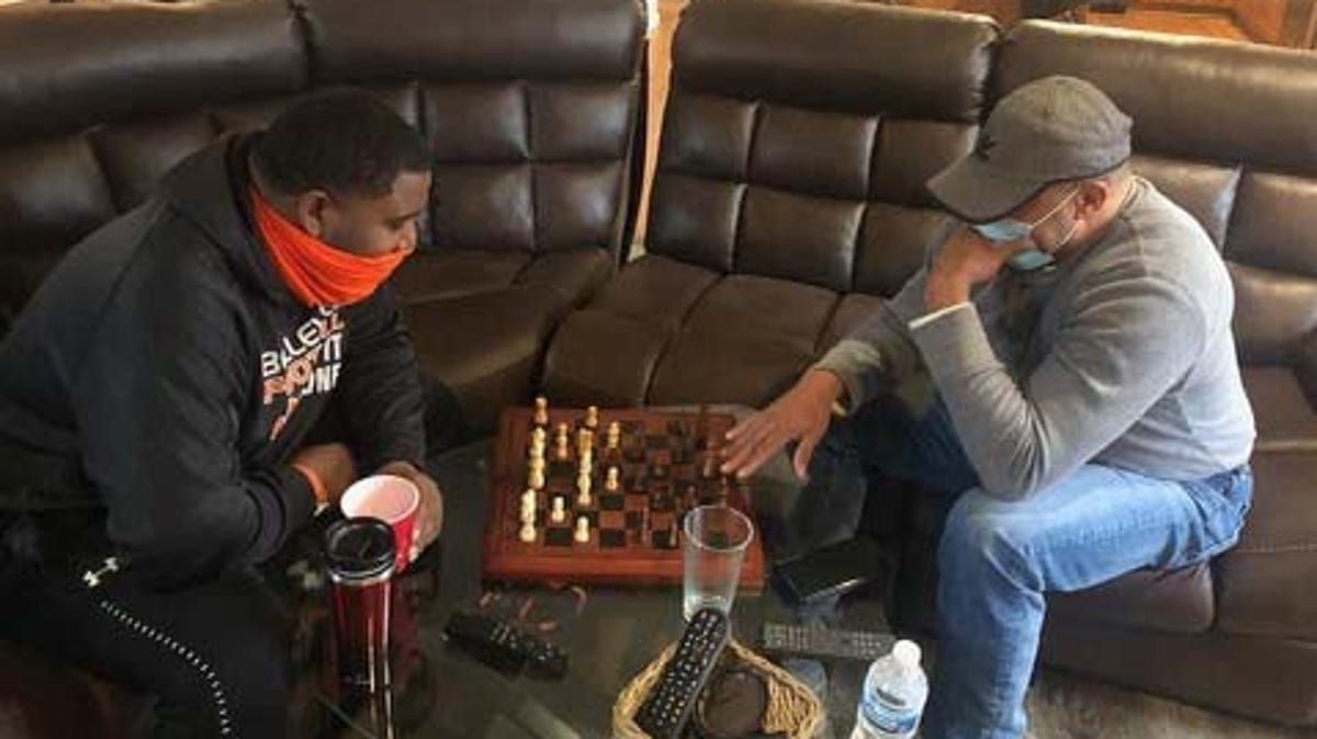 From chess to championship: Friends Jermain Crowell, Thomas Wilcher vie for regional title 1
