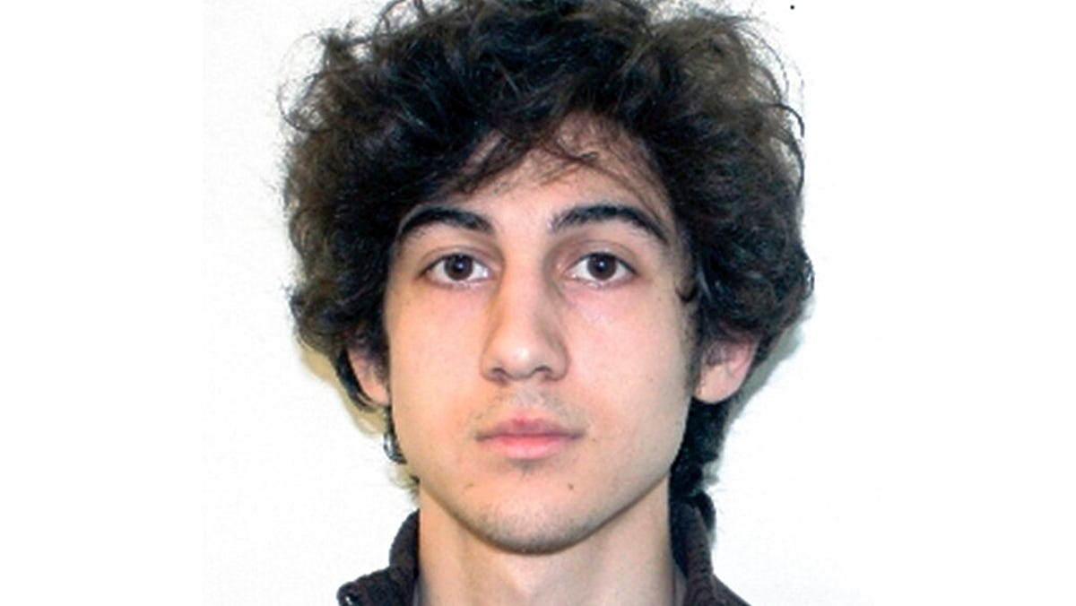 Boston Marathon bomber sues over ballcap, showers in prison 1