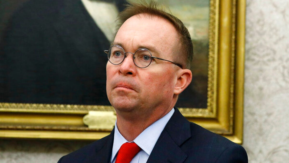 Mick Mulvaney, ex-White House Chief of Staff, resigns diplomatic post 1