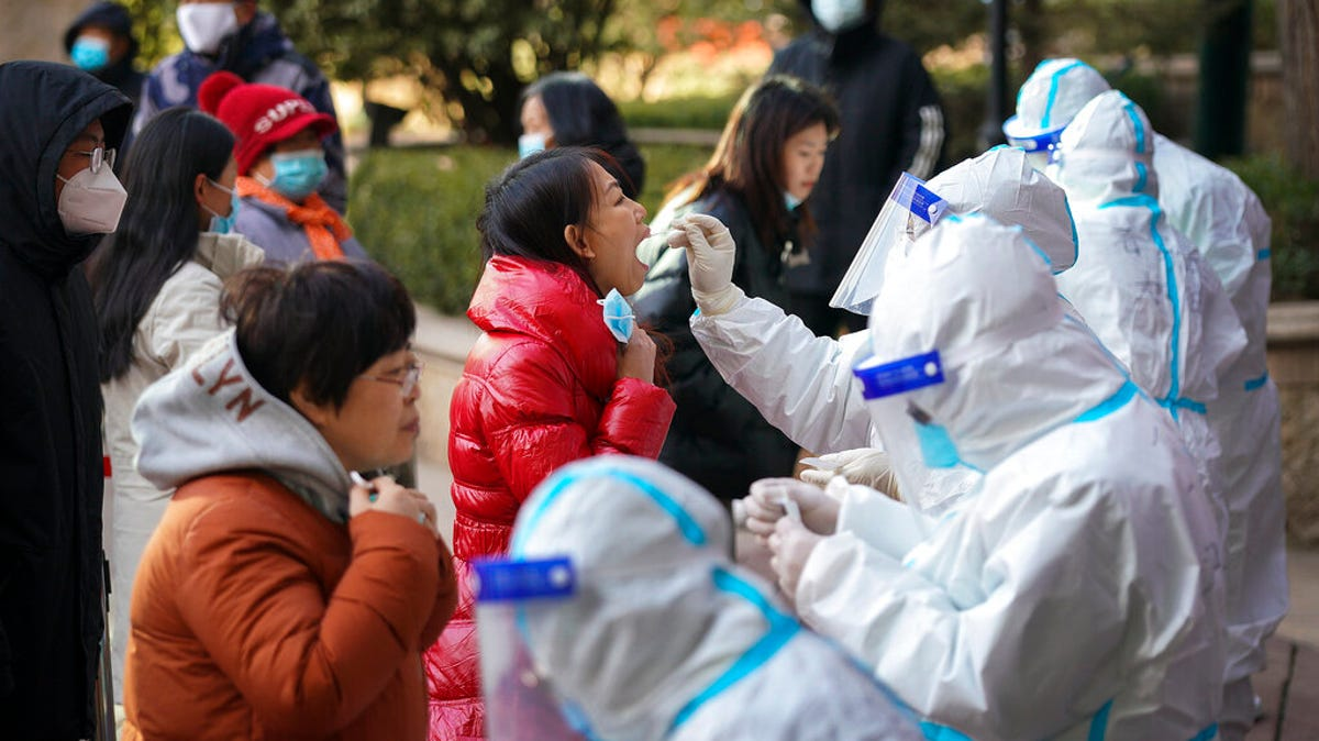 Asia Today: Virus restrictions heightened in China province 1