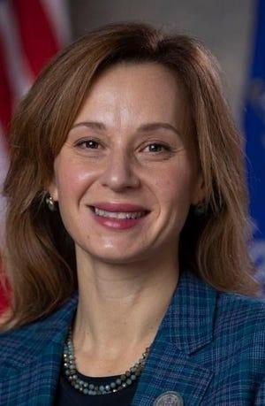 Rep. Kristina Shelton, D-Green Bay.