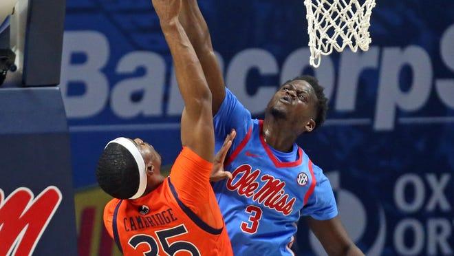 Improvements Auburn basketball needs to make to stop skid vs. Ole Miss