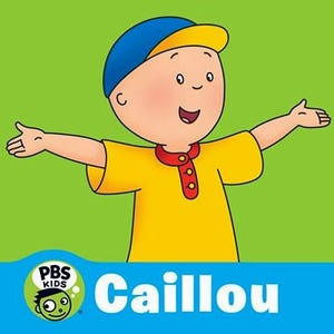 """""""Caillou"""" had aired on PBS for 20 years. PBS announced the series cancellation Tuesday."""