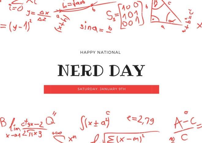 National Nerd Day