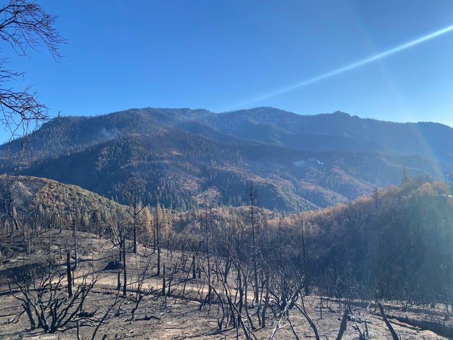 The SQF Complex is contained more than five months after it first exploded across the Sequoia National Forest in August. The wildfire is the largest in Tulare County history, scorching more than 174,000 acres.