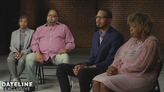 Craig Melvin interviews the families of Jacob Blake Jr. and Eric Garner in a new 'Dateline NBC' special.