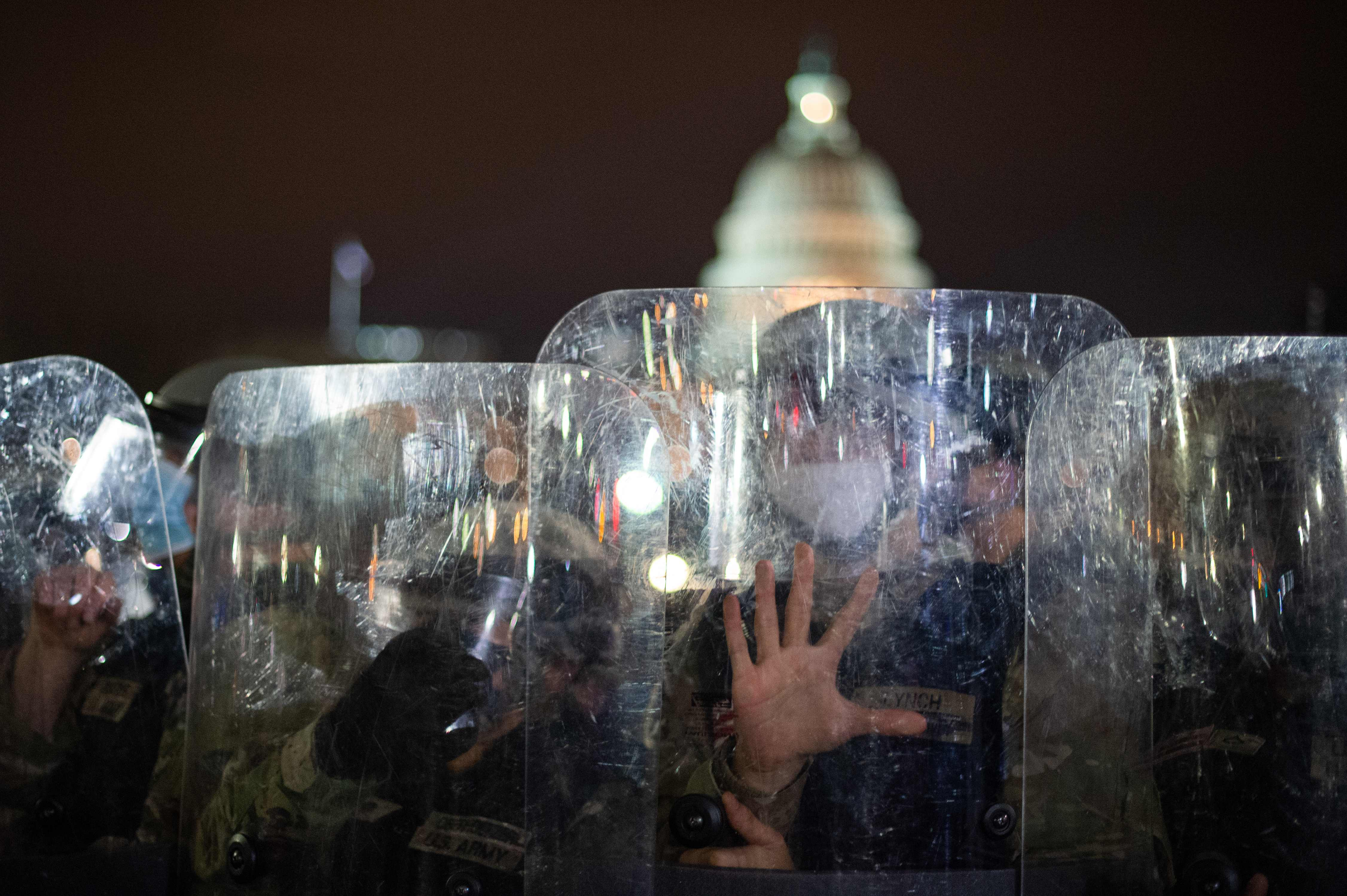 Rioting by angry Trump mob at U.S. Capitol unleashes widespread condemnation of Facebook, Twitter and YouTube