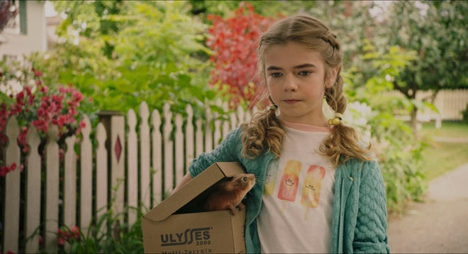 """""""Flora & Ulysses"""" (Disney+. Feb. 19): Matilda Lawler stars as Flora, a girl who adopts a squirrel with superpowers and names him Ulysses in the Disney family comedy."""