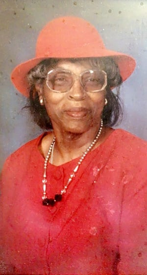 Mrs. Fannie Louise Jones Berry