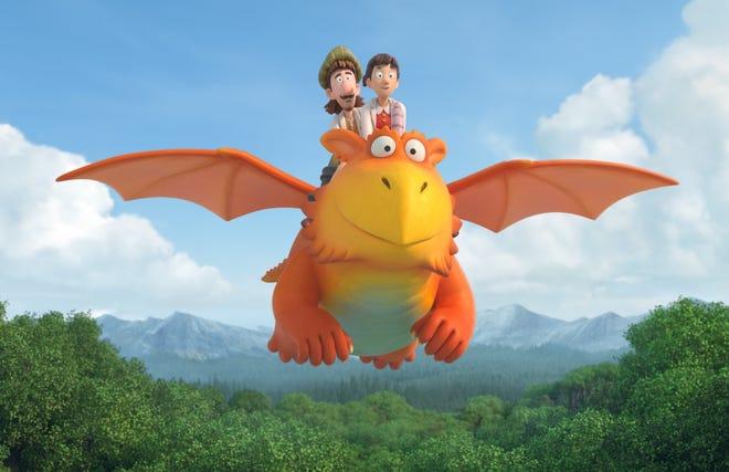 """""""Drew e os médicos voadores"""" é um filme do Reino Unido que faz parte do 18º Belmont World Virtual Film Family Festival."""