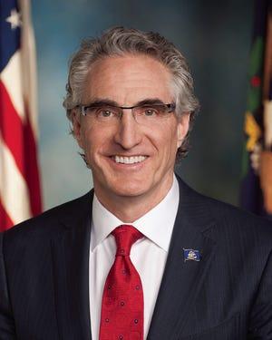 North Dakota Governor Douglas James Burgum