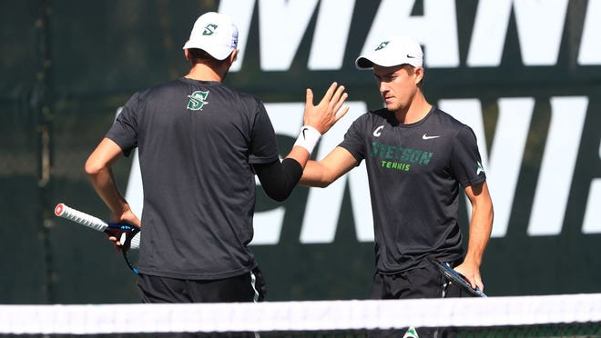 The Stetson men's tennis team is getting ready for the 2021 season.