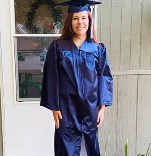 Pictured, Amanda White of La Grange. [CONTRIBUTED PHOTO]