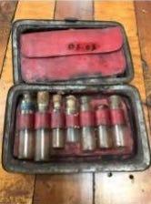 Dr. John Hatch's pill case.