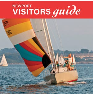 Newport Visitors Guide 2020. Cover photo by Onne van der Wal