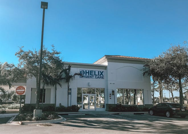 Helix Urgent Care opened its third Palm Beach County location last month in North Palm Beach. The facility offers walk-in medicine and urgent care, physicals, vaccinations and lab tests.