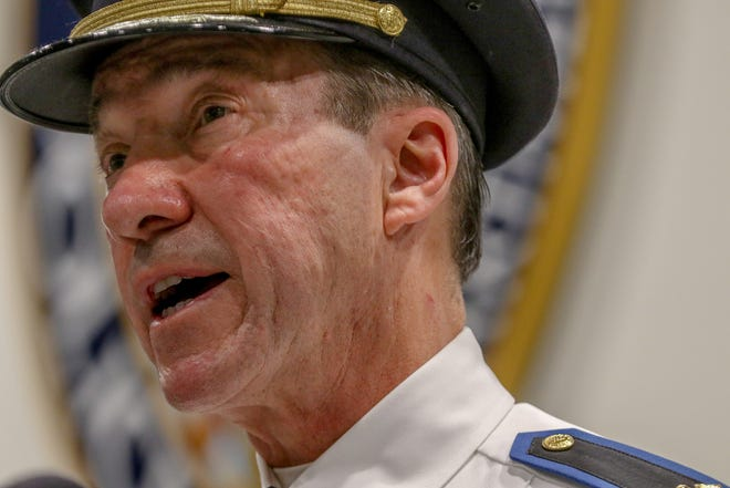 Providence Police Chief Col. Hugh T. Clements, Jr. on Thursday said that he believes the title of the department's newly named major, who is a civilian, should not be the rank of a sworn officer.