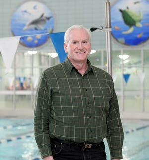 Tim Yoder, 64, of Louisville, spent more than three months recovering from COVID-19 and was recently awarded the Ron Russell Perseverance Award from the North Canton YMCA.
