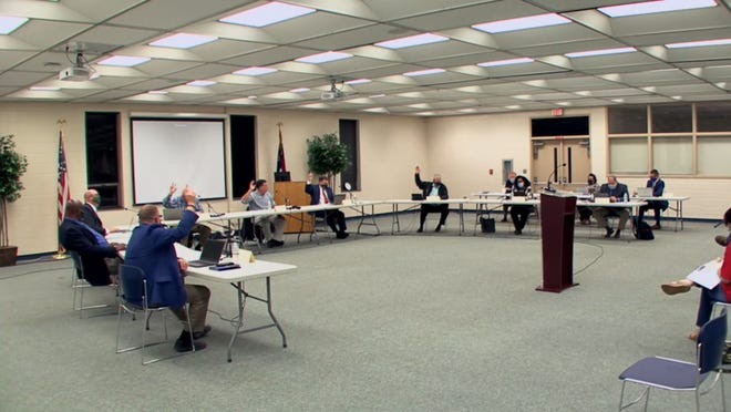 Cleveland County Board of Education voted on Thursday to push the start of five-day instruction for elementary students to Feb. 8.