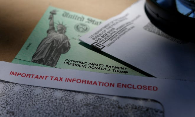 The Internal Revenue Service is warning taxpayers about a new round of COVID-19-related scams as a second round of stimulus checks is sent out.