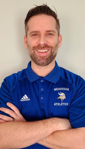 Kyle Erha is Wareham's new girls basketball head coach.