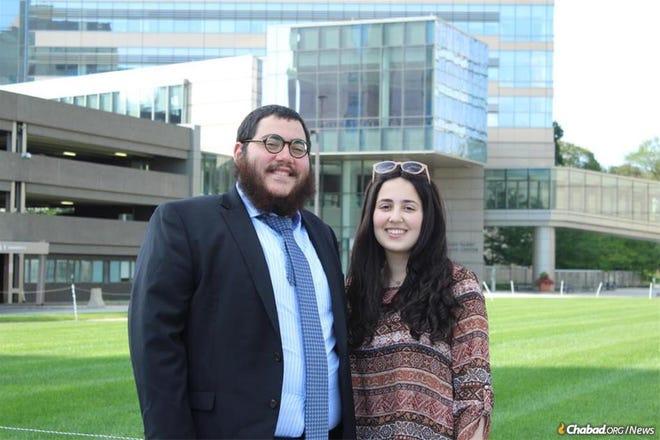 Shmulik and SarahFogelman