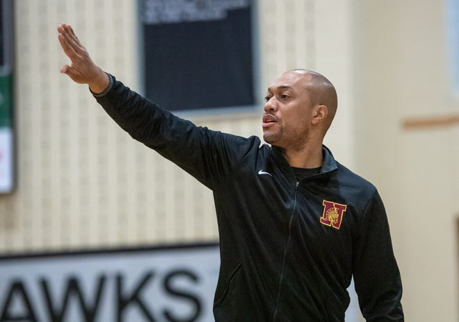 """Coach Lamont Tillman said he wasn't surprised that his North girls basketball team had a strong start to the season. """"With us having so many returnees from last year, I knew we'd be able to get going even in these crazy times,"""" he said."""