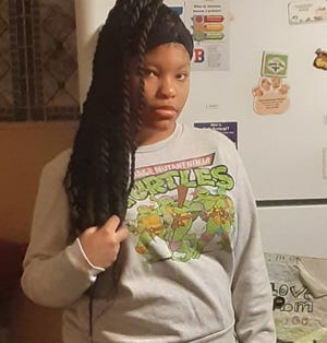 Nyderia Smith, 16, was last seen on Christmas Eve.