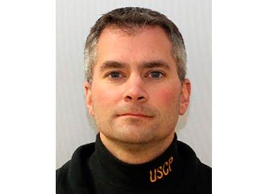USCP Photo of Officer Brian D. Sicknick