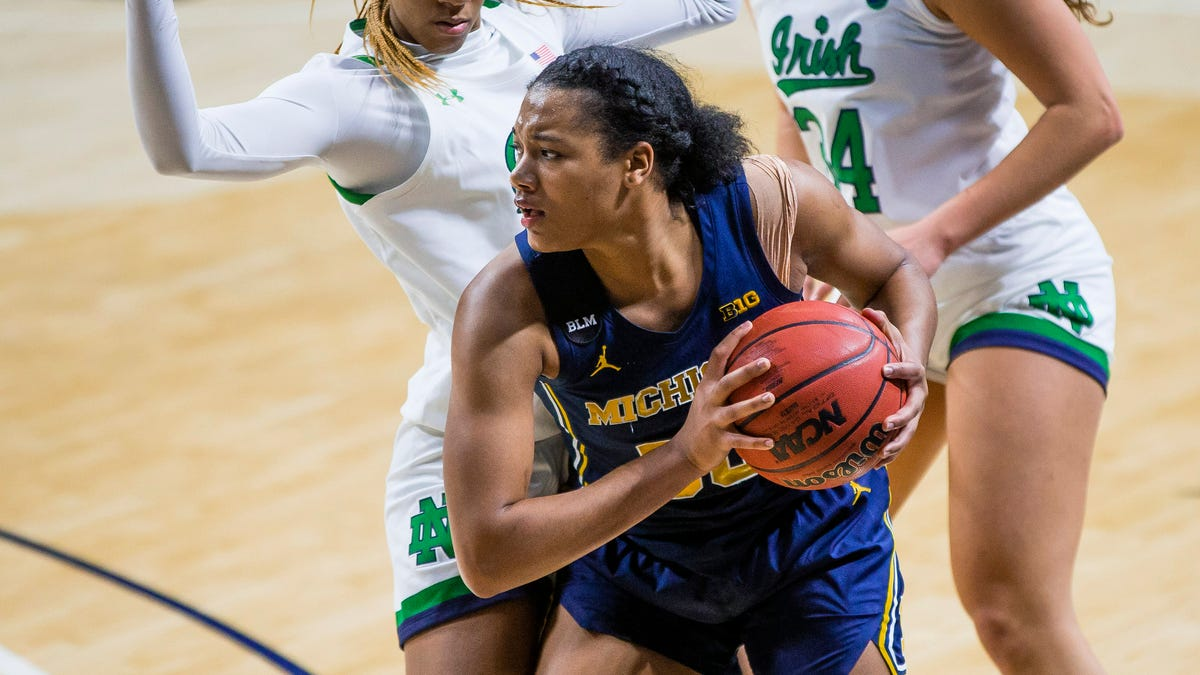 State hoops: Michigan men, women prove a perfect match — the only one in DI 1