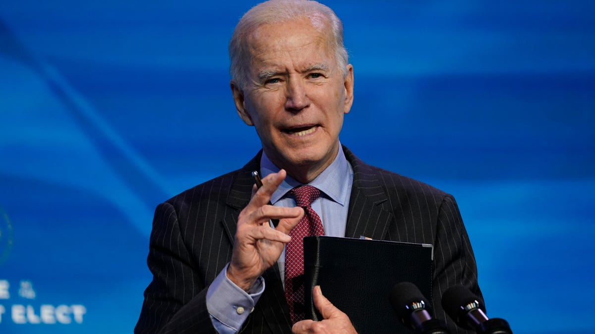 Biden unveiling $1.9T plan to stem virus and steady economy 1