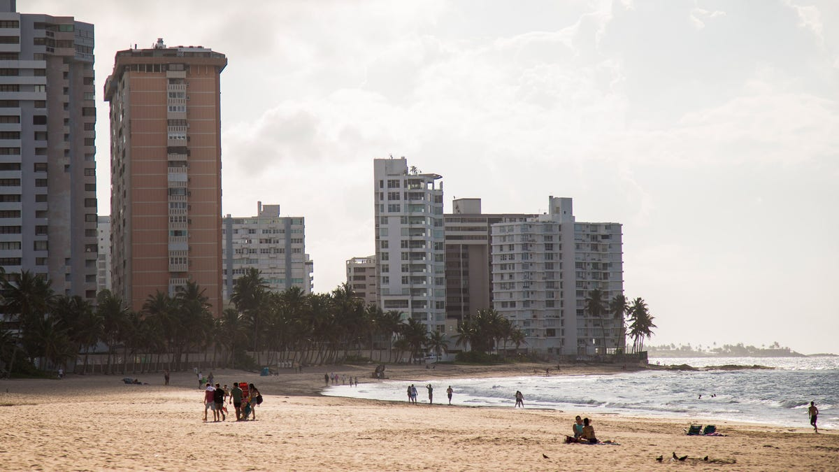 Puerto Rico reopens its beaches and eases some lockdown measures 1