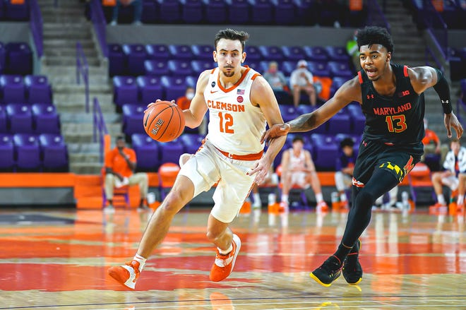Castle High School graduate Alex Hemenway has made his first two collegiate starts for No. 19 Clemson.