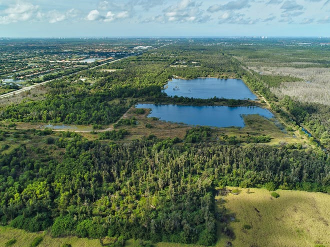 Seagate Development Group and Barron Collier Companies are developing 175-acres into a neighborhood off Bonita Beach Road.