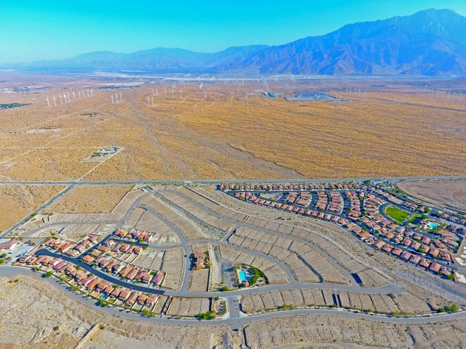 Home builder Lennar buys nearly 200 home lots in Desert ...