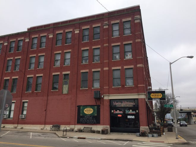 The Wayne County Health Board is filing suit against the Parker Company for a New Year's Eve party inside the building at North E and North 10th streets.